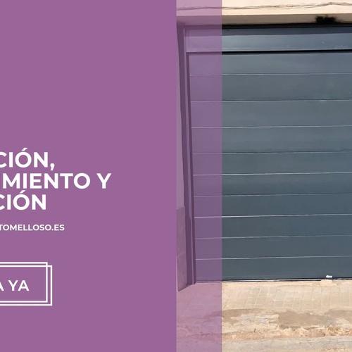 Puertas y automatismos en Tomelloso: Automatismos Tomelloso