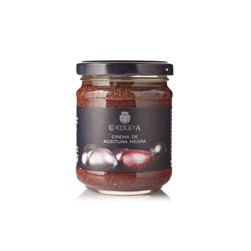 Crema de aceitunas negras: Selección de productos de Jamonería Pata Negra