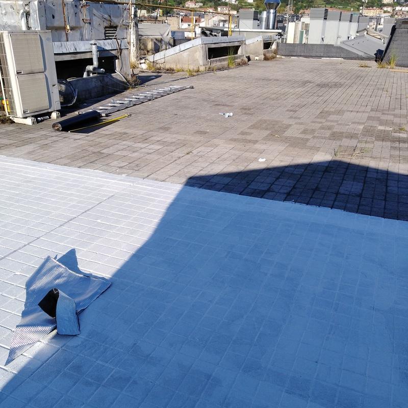 Impermeabilizaciones: Servicios de CyJ Reformas y Albañilería