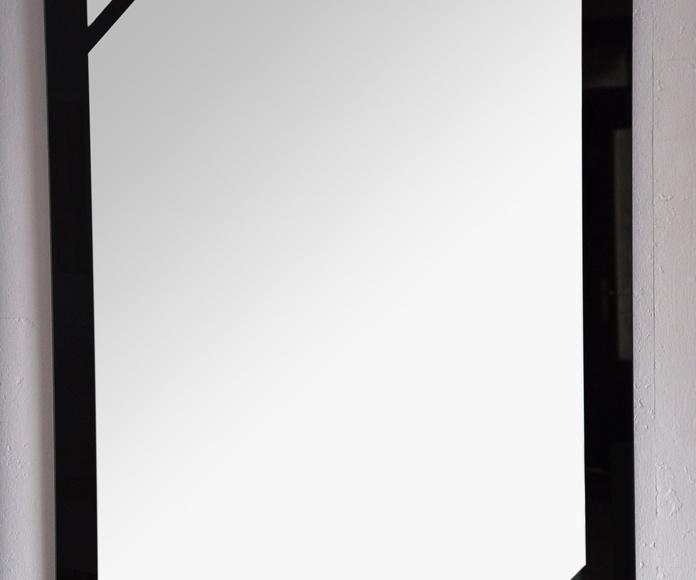 Espejos con diseños a medida