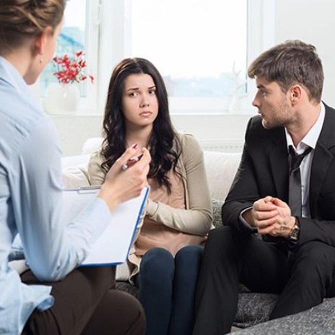 La terapia por el divorcio