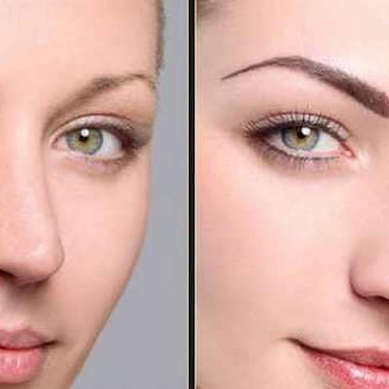 Micropigmentación de Cejas y Microblading: Servicios de Beauty Channel