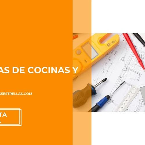 Puertas de interior en el Vallès | Cocinas y Baños 5 Estrellas