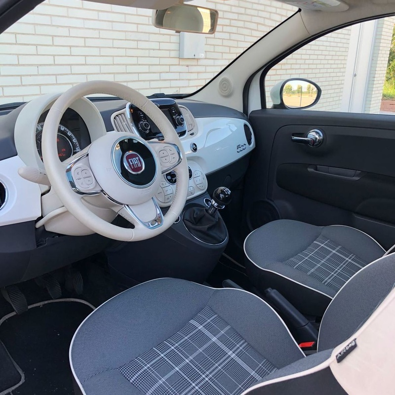 Fiat 500 1.2 51 KW (69 CV) Lounge:  de ASTER Autos