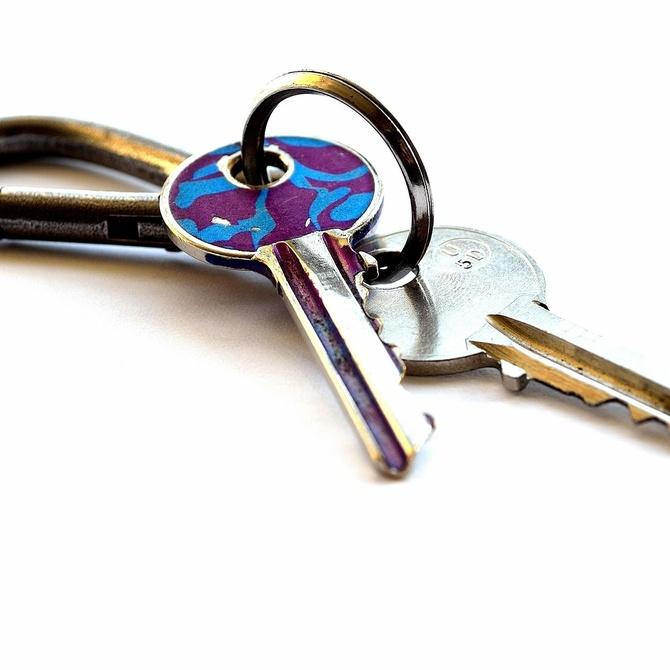 ¿De qué material se hacen las llaves?