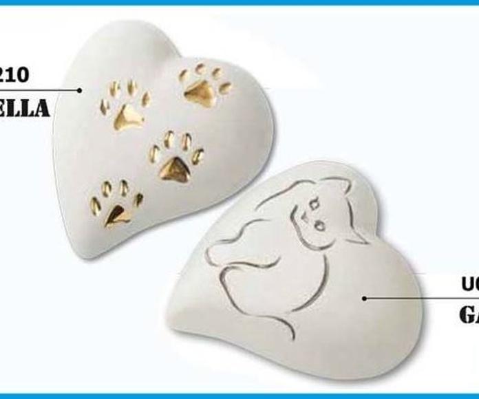Urnas de porcelana para animales: Productos y servicios  de CEABIS  -  VEZZANI CREMATION