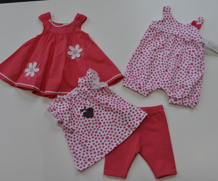 Ropa bebé niña de 1 a 18 meses: Ropa infantil y complementos de EXIT