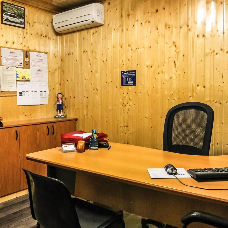 Peritación Instantanea con Mutua Madrileña: Servicios Talleres Valrodri de Talleres Valrodri