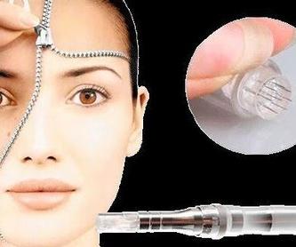 Extensiones de pestañas: Tratamientos de Pies y Manos