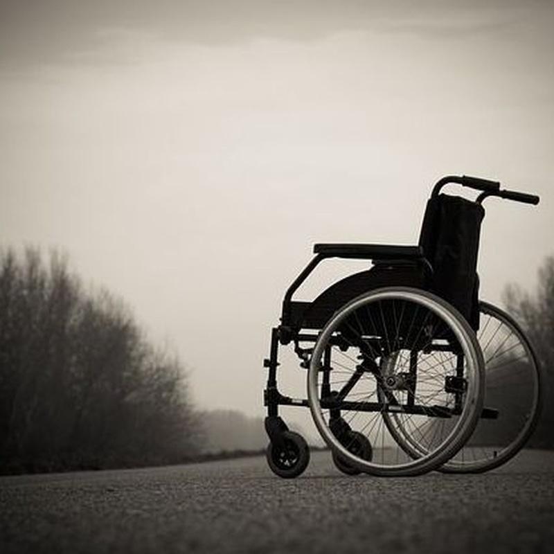 Ayudas para movilidad: Catálogo de Vida Independiente Bizitza