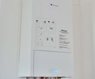 Termos eléctricos : Fontanería y calefacción  de Fontaneros JP