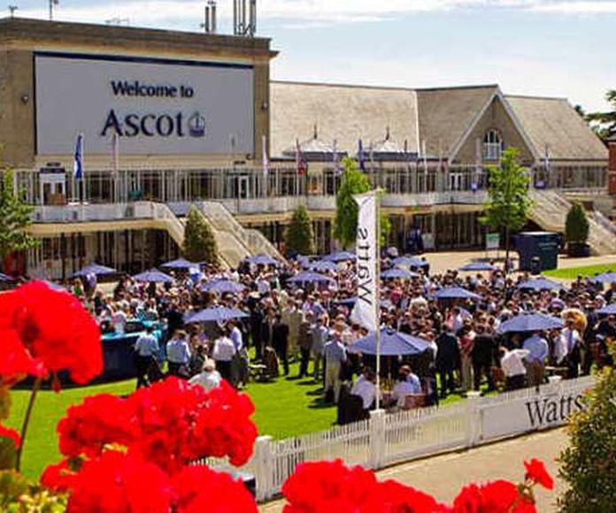 Royal Ascot, un día en las carreras