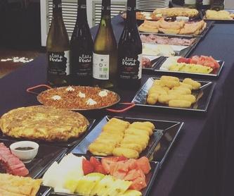 Vales de regalo: Servicios de Ospi Restaurant i Catering