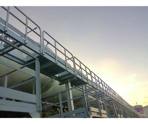 Estructuras metálicas industriales en Valencia