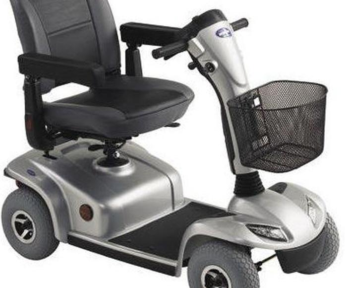 Scooter Leo 4 ruedas