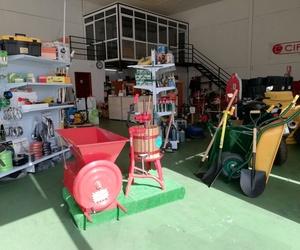 Venta de maquinaria agrícola en Zafra