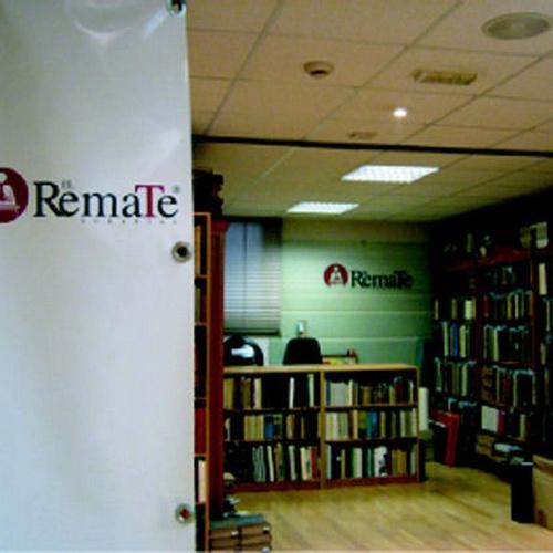 Venta de libros antiguos en el centro Madrid | El Remate