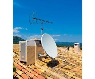 Teleporteros: Productos y servicios de Tecnisat Telecomunicaciones, S.L.