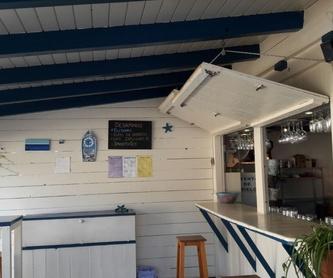 Carta de verano en inglés: Nuestra carta de Restaurante Levante