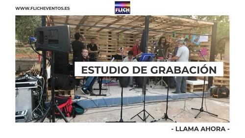 Sonorización e iluminación en València | Flich Eventos