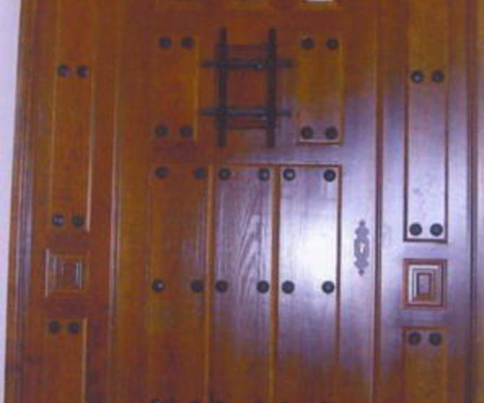 Puerta castellana MT 25