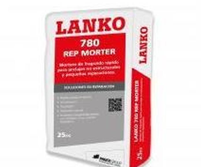 LANKO 780 REP MORTERO: Catálogo de Materiales de Construcción J. B.