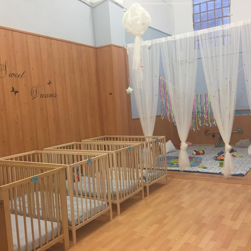 Instalaciones: Servicios e Instalaciones de Llar d'infants Petits Gegants