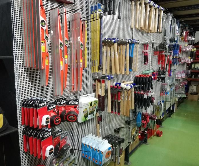 Herramientas para la construcción: Productos de Iturralde Industrigaiak, S.L.
