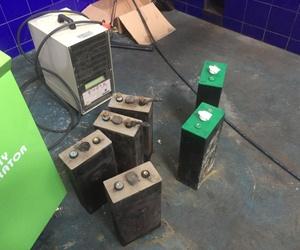 Diagnóstico de baterías