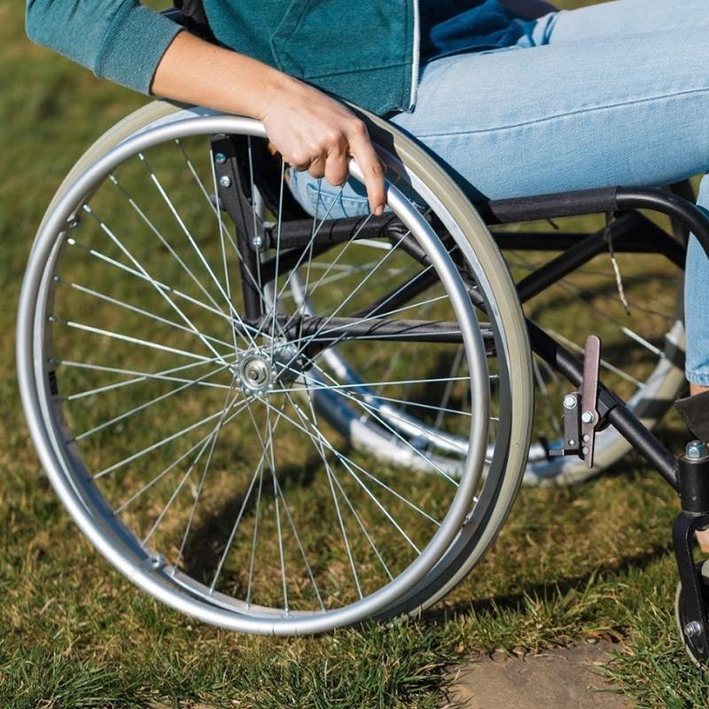 Sillas Manuales (autopropulsión): Productos de Ortopedia Parla