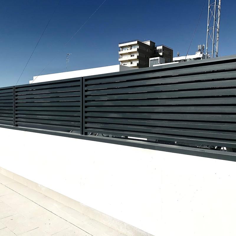Vallados y cercados: Nuestros servicios de Cerrajería Inox Las Salinas