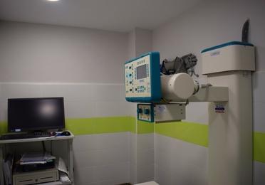 Radiología y ecografías