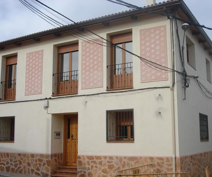 Vivienda en Cerezo de Arriba (Segovia)