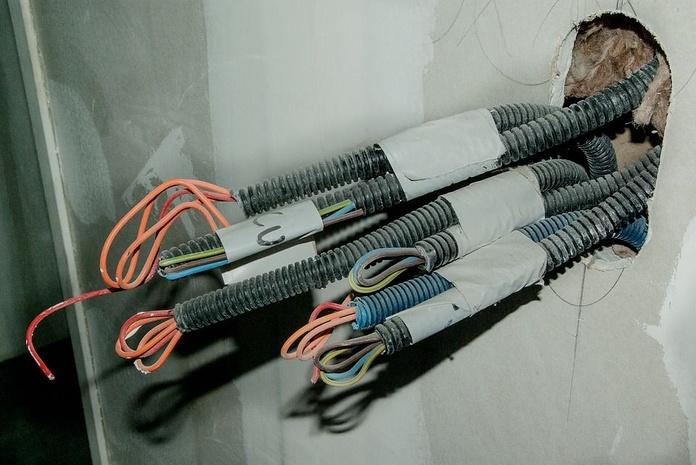 Reparaciones eléctricas: Servicios de Electricidad David