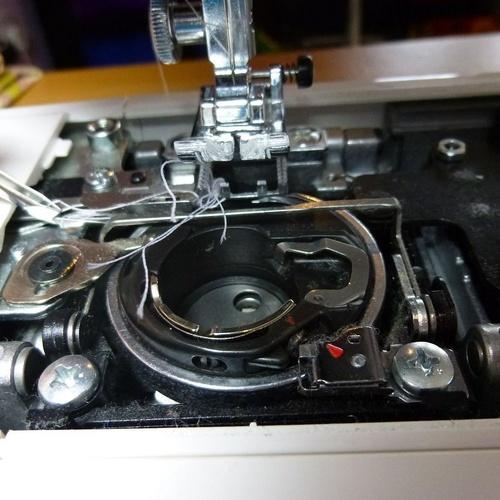 Especialista en reparación de todo tipo de máquinas de coser