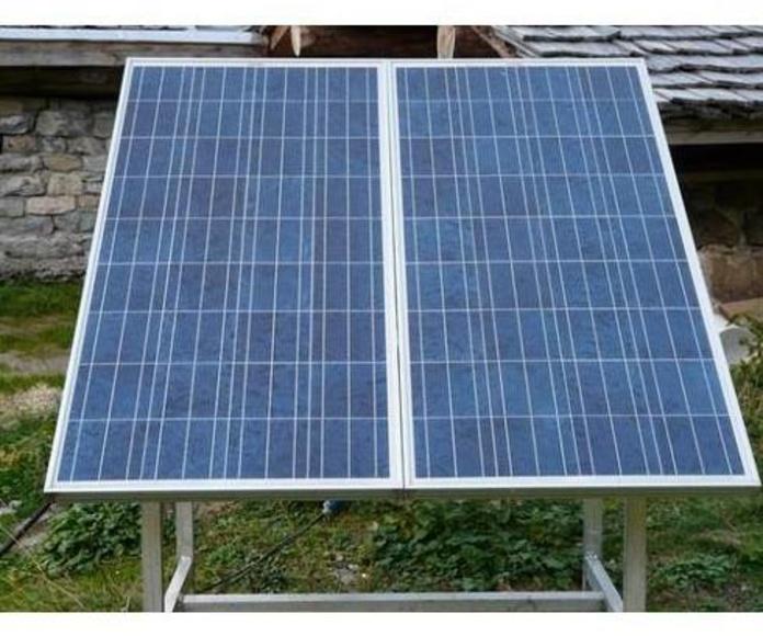 Placas solares: Servicios de Fonagas Instalaciones