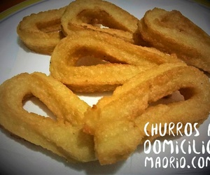 Churreros a domicilio en Madrid centro