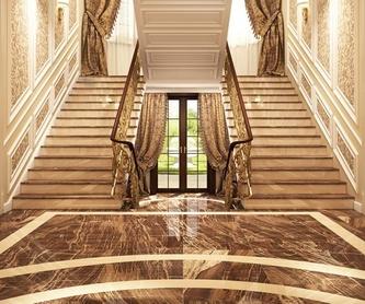 Reformas de portales: Servicios de Anpergran Restauración y Decoración, S.L.