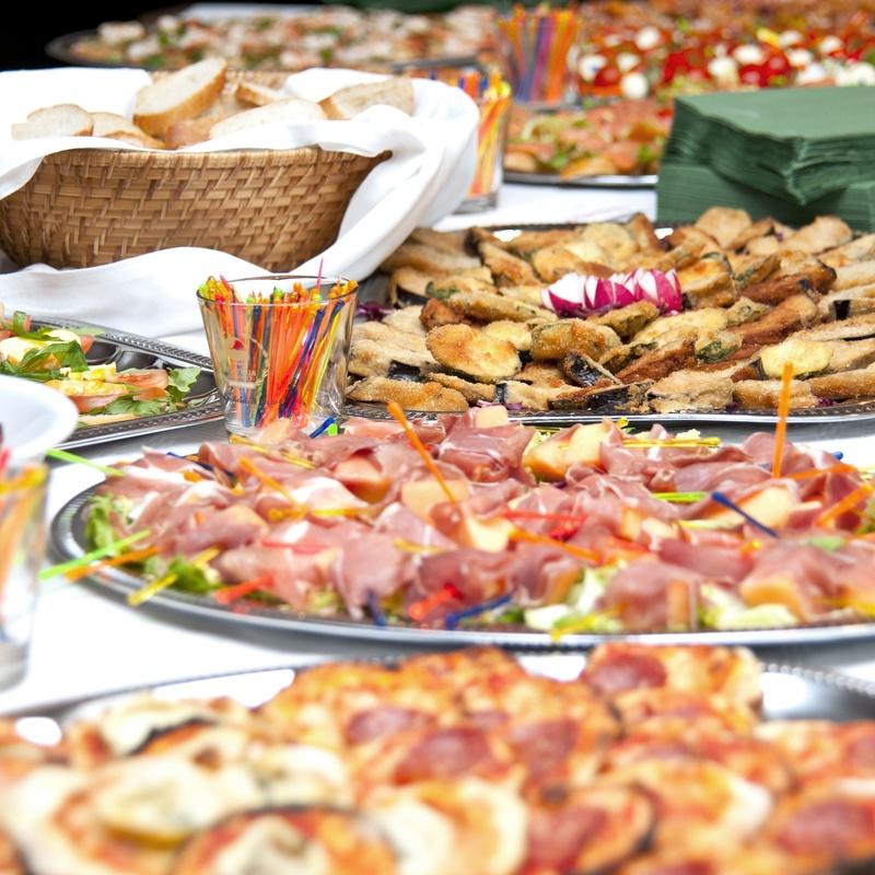 Catering: Servicios de Panaderia Yajoma Baiona