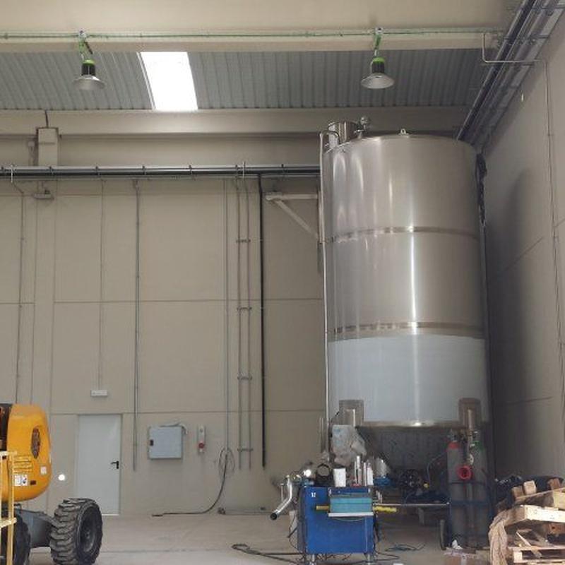 Instalaciones eléctricas: Servicios de iFÉR Instalaciones y Mantenimientos Industriales Ferré, S.L.