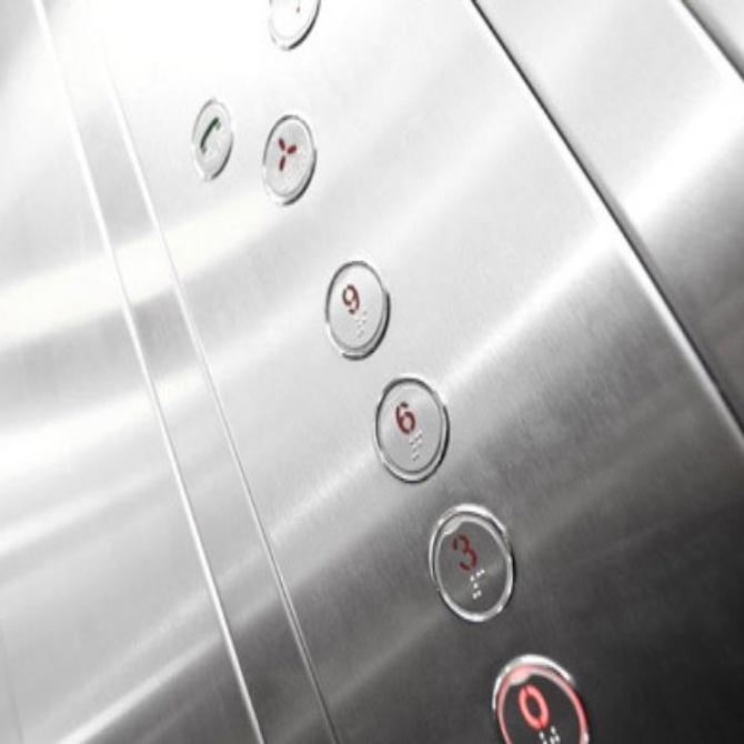Diferentes modelos de ascensores