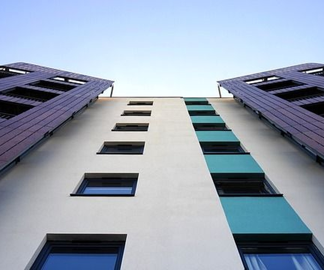 La limpieza de fachadas