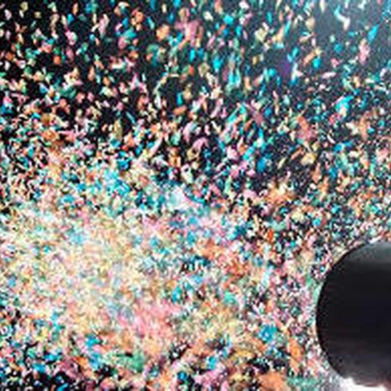 Fiesta de Confeti: Nuestros servicios de Jukeval Eventos