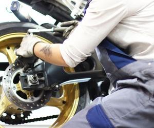 Mecánica general y servicio técnico para motos