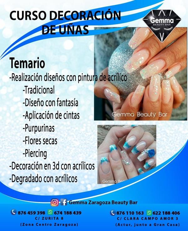 Curso decoración de uñas: Servicios de Gemma Beauty Bar