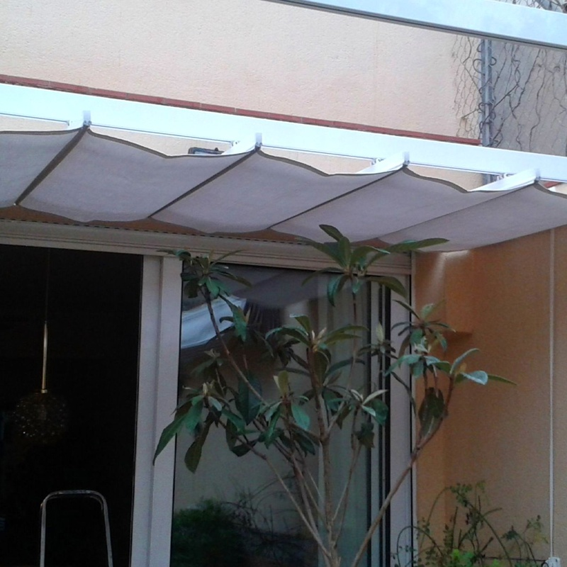 Toldos, cortinas, pérgolas: Productos de Tancaments Finsar