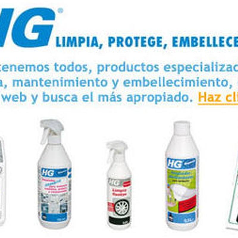 Productos de limpieza del hogar: Productos  de Casa Vila