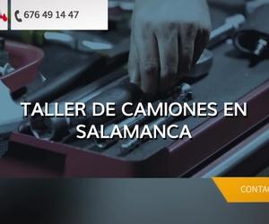 Neumáticos para camiones en Salamanca | Taller de Chévere