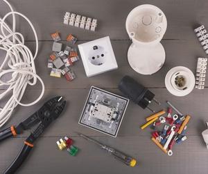 Venta de material eléctrico