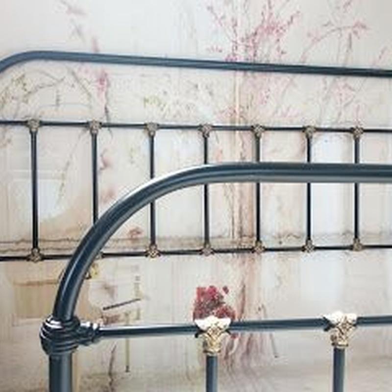 Cama Menorca: Catálogo de muebles de forja de Forja Manuel Jiménez